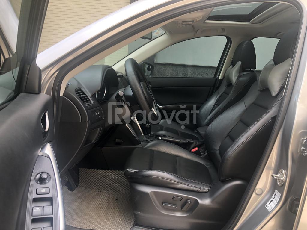 Cần bán xe Mazda CX-5 2.0 AT 2WD, Model 2016, màu Bạc