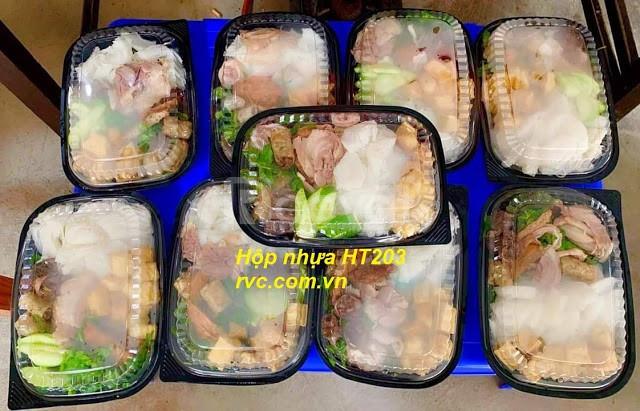 Hộp nhựa HT203 giá sỉ tại TP.HCM