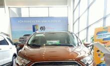 Ford Ecosport giao ngay, đủ màu, ưu đãi khủng