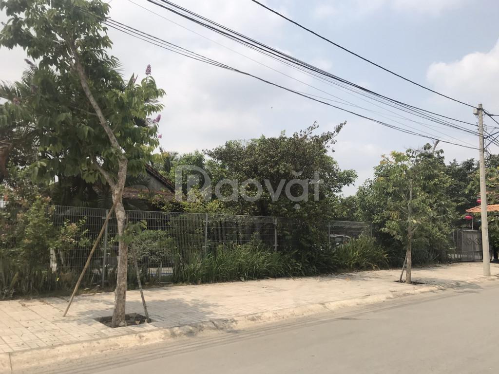 Bán đất mặt tiền sát bệnh viện Xuyên Á, Củ Chi