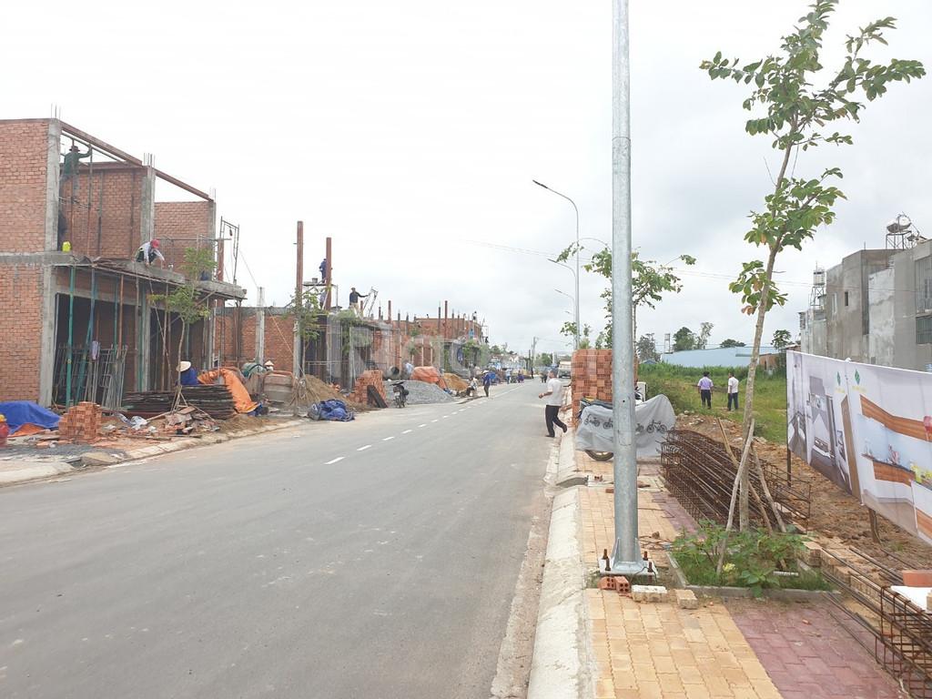 Tân Phước Khánh Village – sổ hồng trao tay