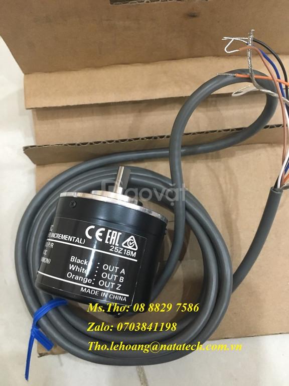Bộ mã hóa vòng quay Omron E6C2-CWZ6C - Công Ty TNHH Natatech