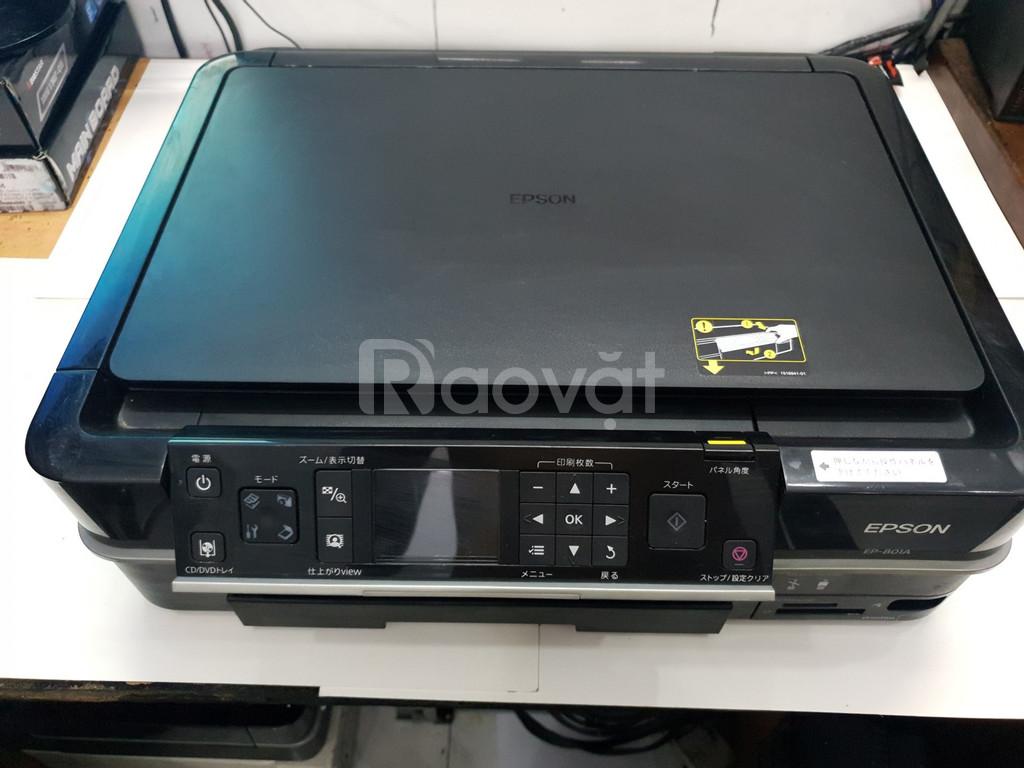 Máy in giá rẻ, máy in gia đình Epson 801A