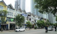 Mặt phố Lê Trọng Tấn dãy TT9 KĐT Văn Phú, 2 thoáng, kd 96m2