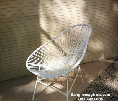 Bàn ghế acapulco để ngoài trời