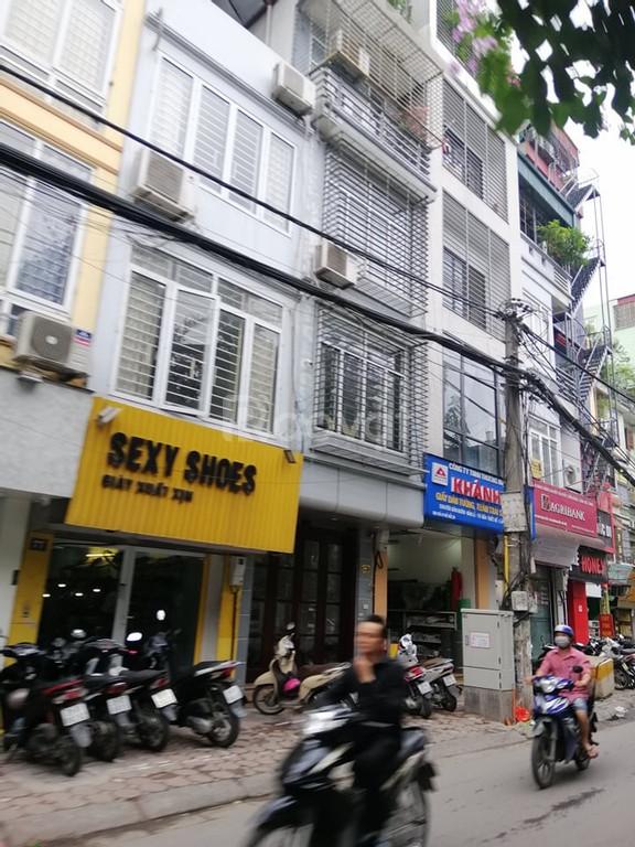 Bán nhà Nguyễn Chí Thanh diện tích 45m2 mặt tiền 4m5 kinh doanh sầm uất