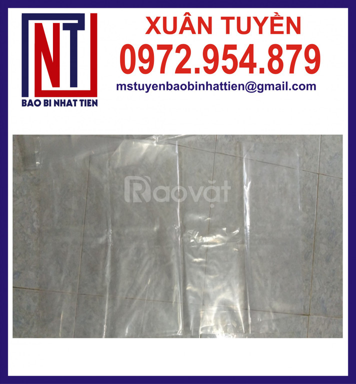 Sản xuất bao bì nilon dạng túi - cuộn (ảnh 5)