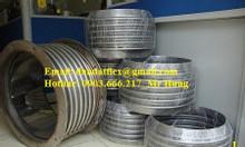 Khớp nối mềm mặt bích thép, ống nối mềm inox 304