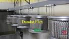 Khớp nối mềm inox lắp bích, khớp chống rung inox 304 (ảnh 1)