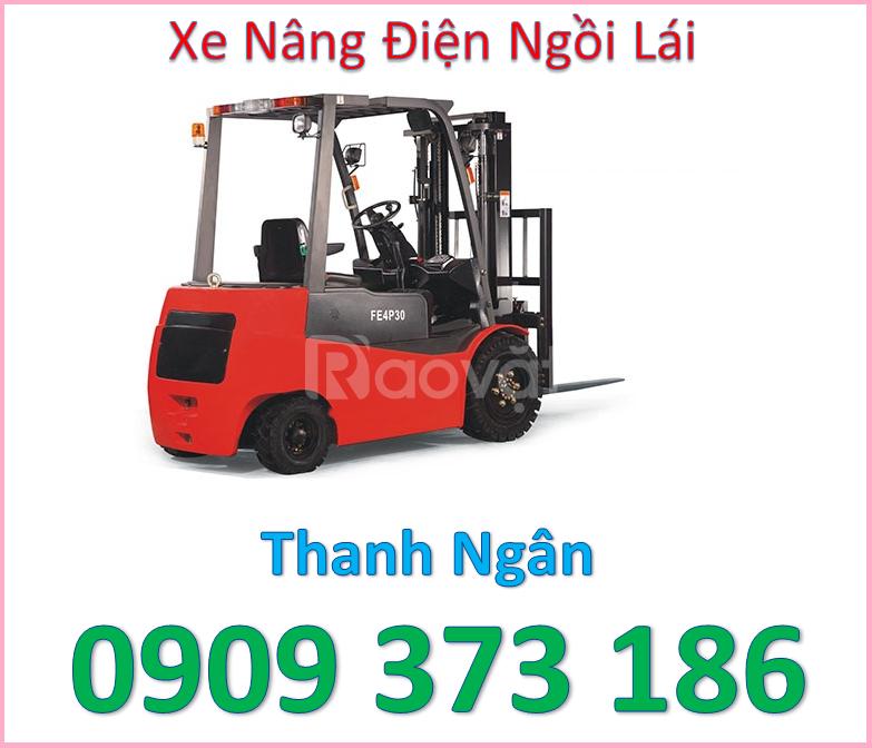 Xe nâng tay điện thấp 1500kg, 2000kg, 2500kg noblelift