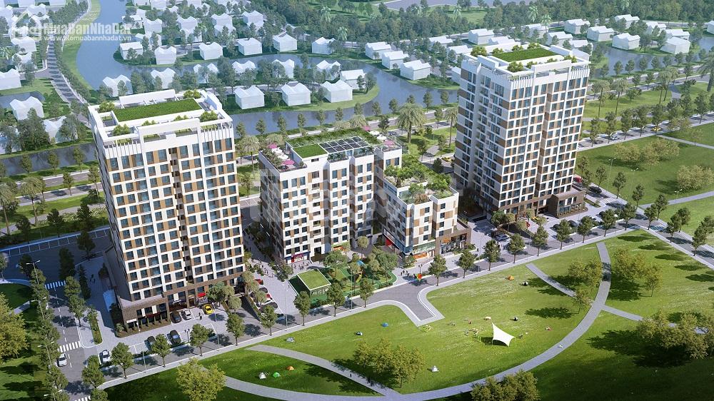 Dọn về ở căn hộ làm hàng xóm Vinhomes Riverside Long Biên chỉ 1,5 tỷ