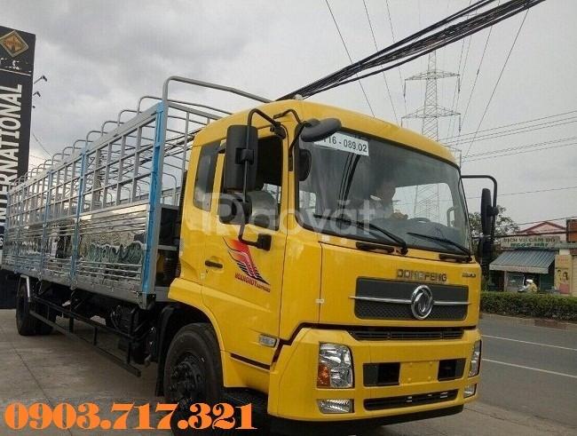 Xe tải DongFeng B180 thùng dài 9m5