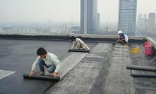 Xử lý chống thấm tại Hà Nội, đơn vị chống thấm số 1 tại Hà Nội