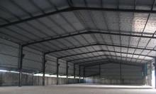 Bán xưởng Tân Uyên, Bình Dương, diện tích 6600m2, giá rẻ.