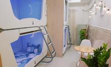 Cho thuê giường Capsule cao cấp full chỉ 2 triệu, Aloha Phú Nhuận
