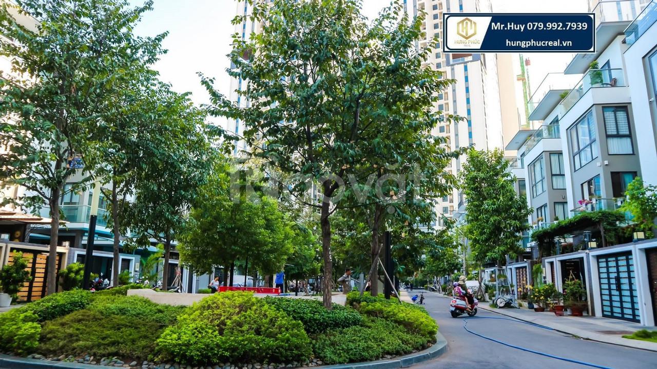 MT Hà Đô vs Đường 3/2, DT: 5.5x16, 4 Tấm, 6PN, đối diện công viên