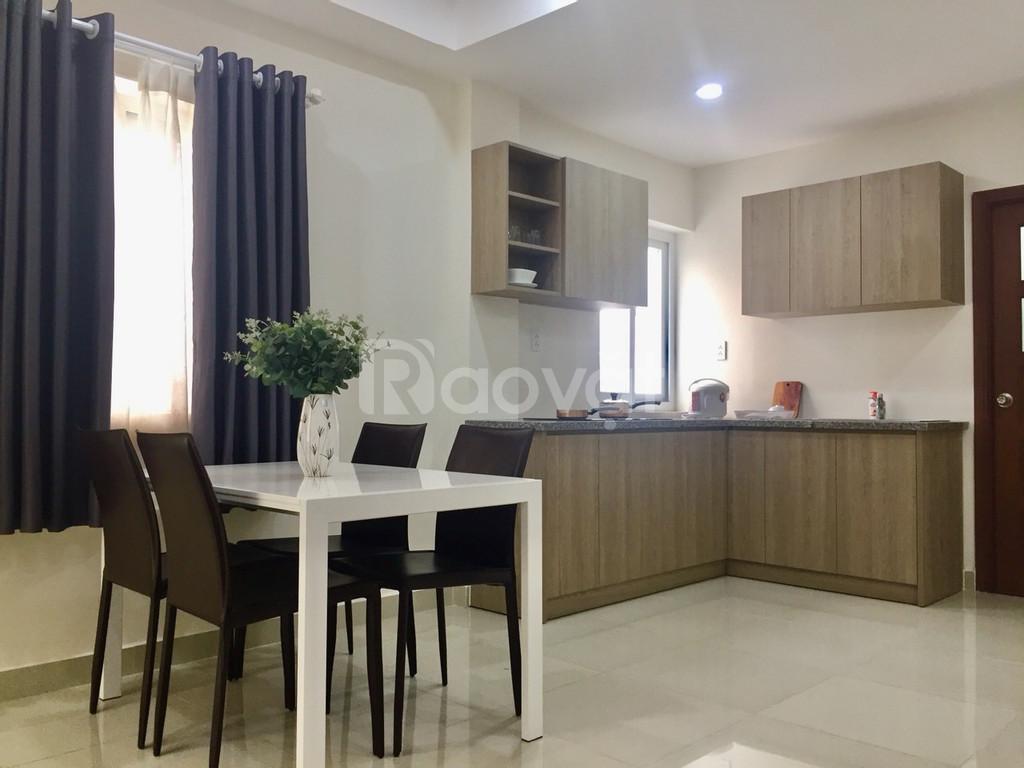 Cho thuê căn hộ mới 100% tại VSIP 1 Thuận An Bình Dương.