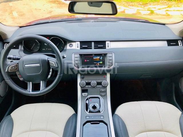 Xe Range Rover Evoque siêu lướt chính hãng đã qua sử dụng đời 2017