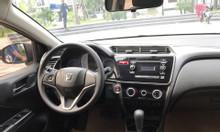 Bán Honda City 2015 tự động màu xám xe zin nguyên con