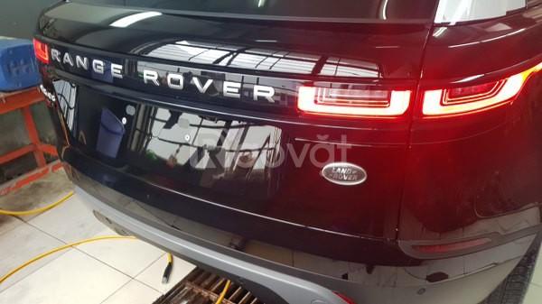 Giá xe Land Rover Range Rover Velar nhập khẩu nguyên chiếc model 2020