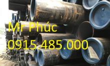 Thép ống đúc phi 219 x 6.35ly, phi 273 x 6.35ly, phi 325 x 6.35ly DN
