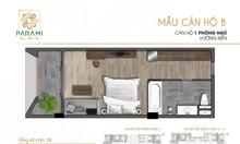 Mở bán 14 suất căn hộ Parami Hồ Tràm, sắp giao nhà