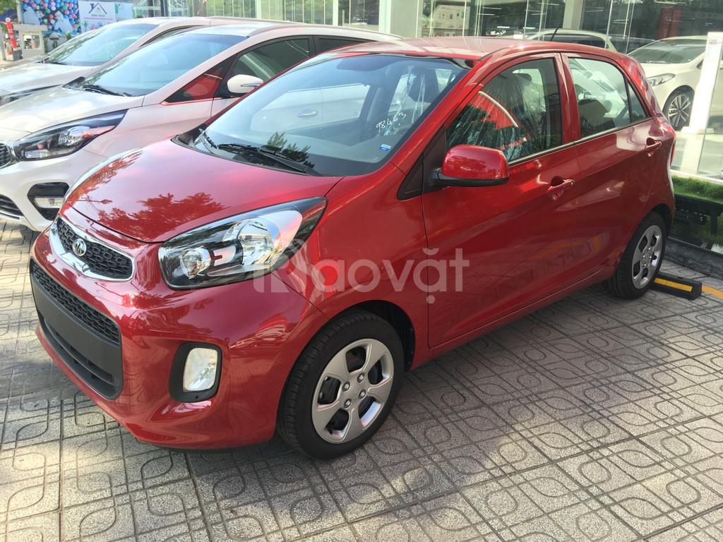 Kia Morning số sàn 2019 - Sẵn xe giá tốt cho anh em chạy dịch vụ (ảnh 4)