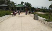 Bán lô đất đẹp, đường xe hơi xã Phước Hậu, Cần Giuộc, TC100%,SHR