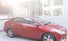 Bán ôtô Hyundai Accent AT số tự động đời 2019, màu đỏ tặng 15triệu