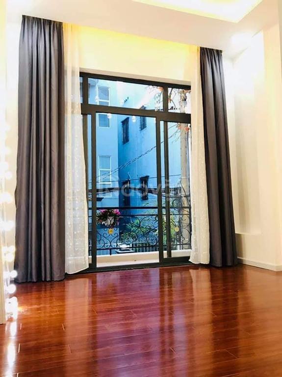 Cần bán gấp nhà hẻm 293 Phan Xích Long, 50m2, 4 tầng, 4,8 tỷ
