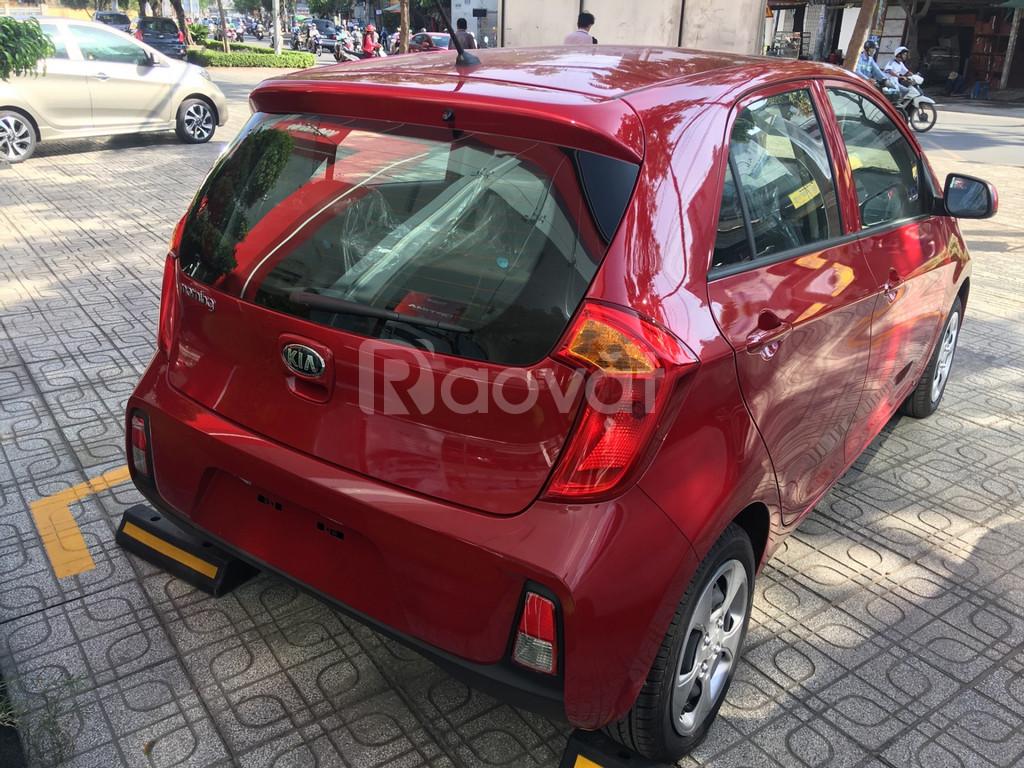 Kia Morning số sàn 2019 - Sẵn xe giá tốt cho anh em chạy dịch vụ