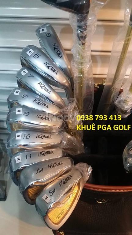 Bộ gậy golf honma 3 sao S06 hàng Nhật chính hãng