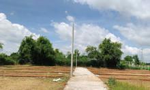 Đất nền liền kề xã Đa Phước, đã có shr từng nền, chỉ 720tr/nền 100m2
