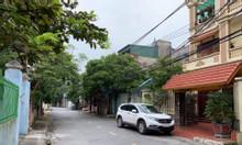 Bán đát 3 mặt ngõ 40m2 Quang Tiến ngõ thông ô tô đỗ cửa