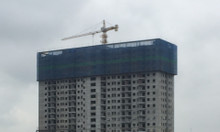 Cháy căn hộ chung cư Tecco Lào Cai