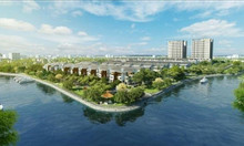Dự án đẹp ven sông Trường Giang tại Thị trấn Núi Thành