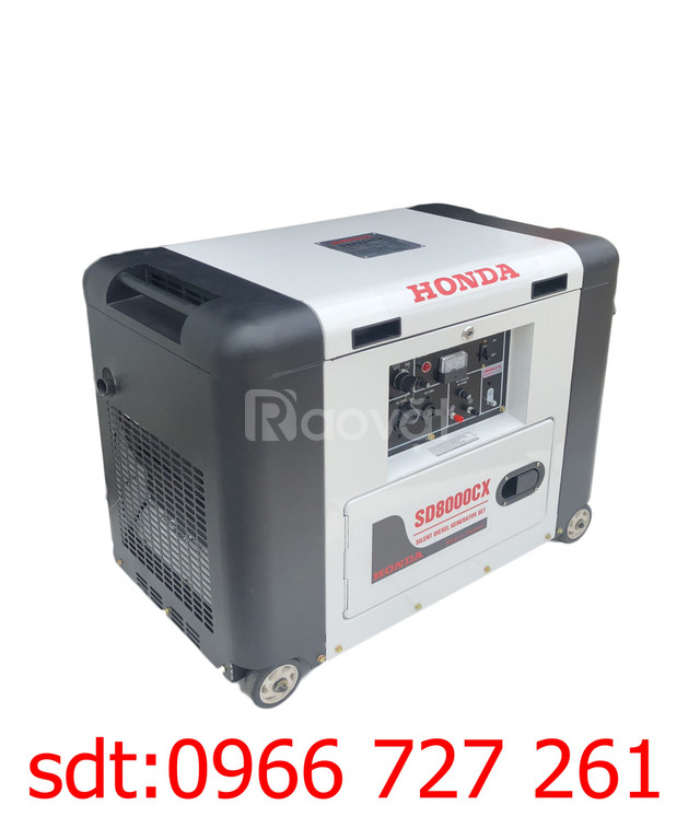 Nơi phân phối máy phát điện Honda tại Hà Nội