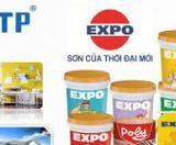 Đại lý phân phối sơn Expo chính hãng