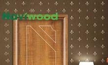 Cửa gỗ nhựa Naviwood thiết kế độc đáo, chất lượng cao