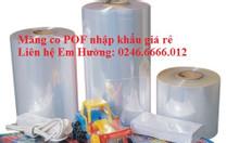 Bán màng co pof giá 53000đ/kg tại Hà Nội