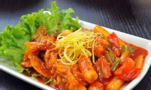 Khóa học dạy món ăn vặt đồ ăn nhanh hot để mở quán