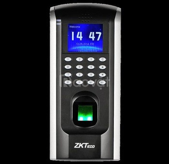 Kiểm soát cửa ra vào vân tay/ thẻ + đầu đọc phụ SF200 lắp tại Đồng Nai