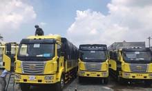 Xe tải thùng dài Faw 7t25 thùng dài 9m7 thể tích 54 khối giá gốc