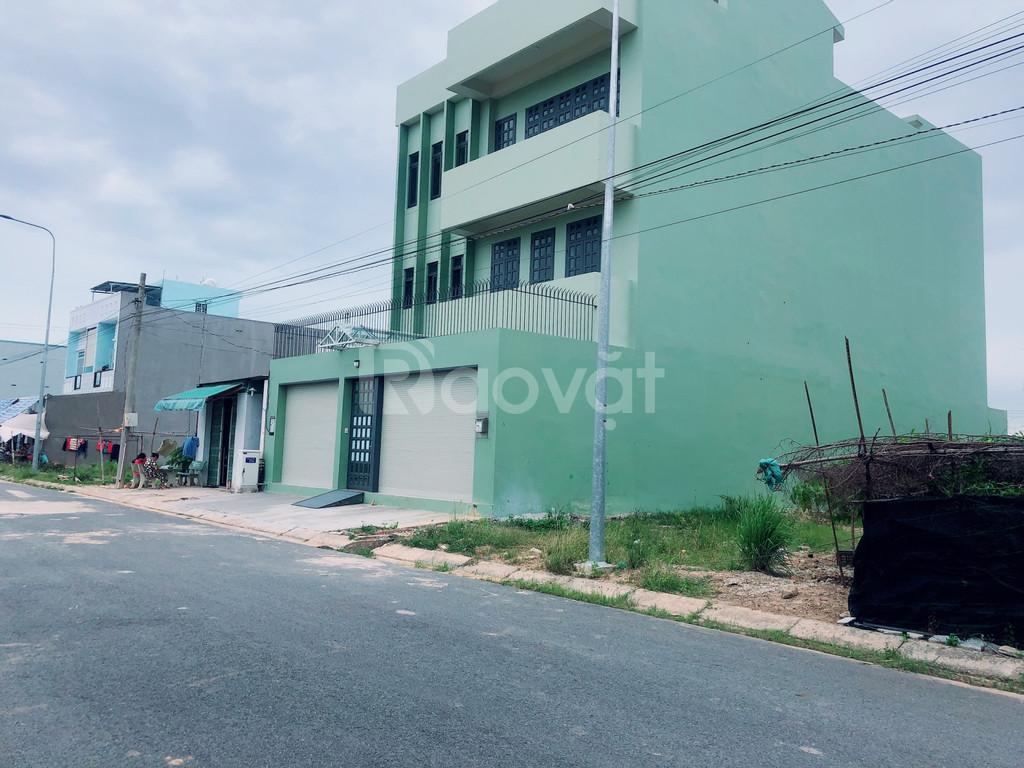 Cần bán lô đất ở Phạm văn Hai – Cầu xáng, thổ cư 100%, sổ riêng.