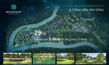 Mở Bán Dự án Waterpoint Nam Long đô thị kiểu mẫu