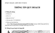 Cần bán mặt tiền Phạm Ngũ Lão, Phố Tây Q1 45 tỷ