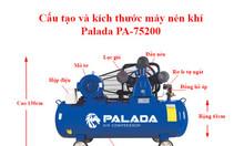 Máy nén hơi Palada PA-75200 Palada