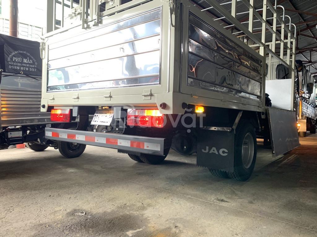 Xe tải jac 1.9 tấn thùng dài 4m4 nhập 2019