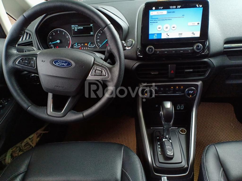 Ford Ecosport, tặng ngay bảo hiểm vật chất và nhiều ưu đãi