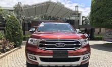 Ford Everest 2019 gía cạnh tranh